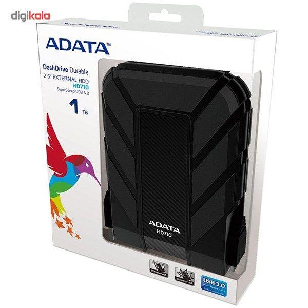 هارد اکسترنال ای دیتا مدل HD710 ظرفیت 1 ترابایت main 1 10
