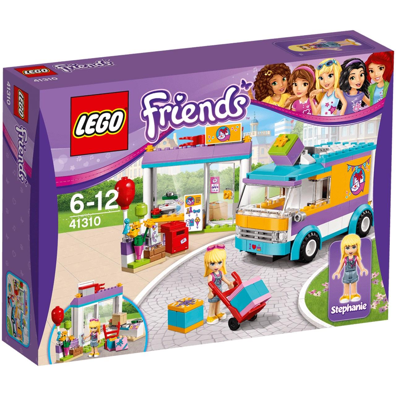لگو سری Friends مدل Heartlake Gift Delivery 41310
