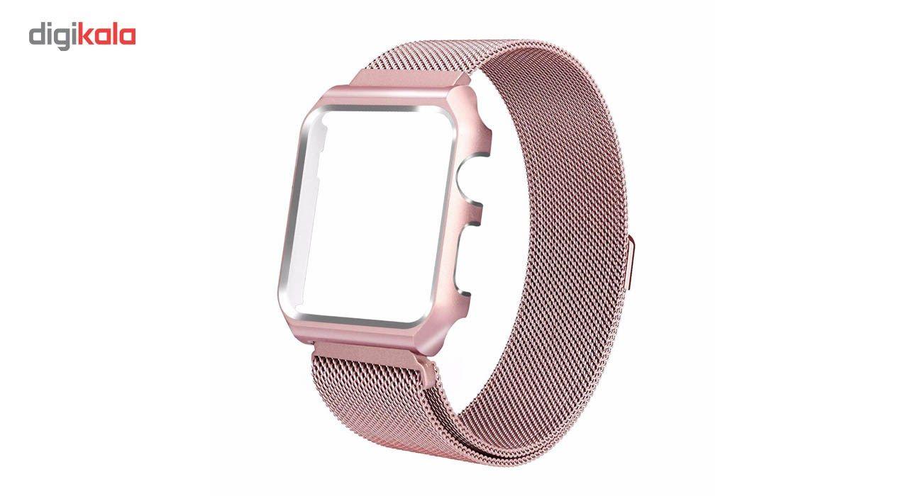 بند فلزی مدل Fashion Style مناسب برای اپل واچ 38 میلی متری main 1 1