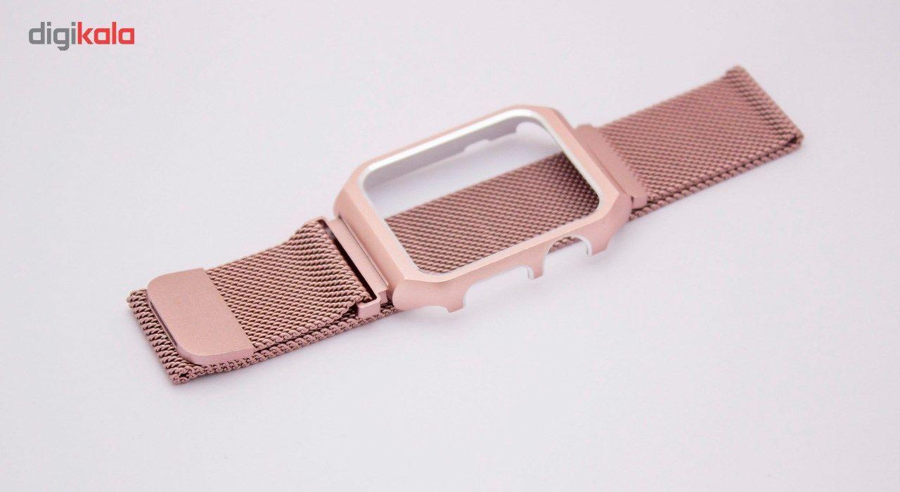 بند فلزی مدل Fashion Style مناسب برای اپل واچ 38 میلی متری main 1 2
