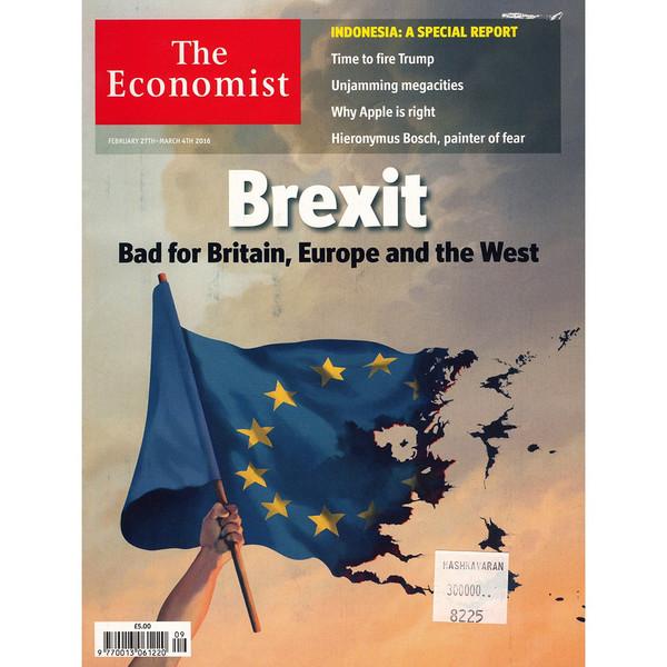 مجله اکونومیست - چهارم مارس 2016