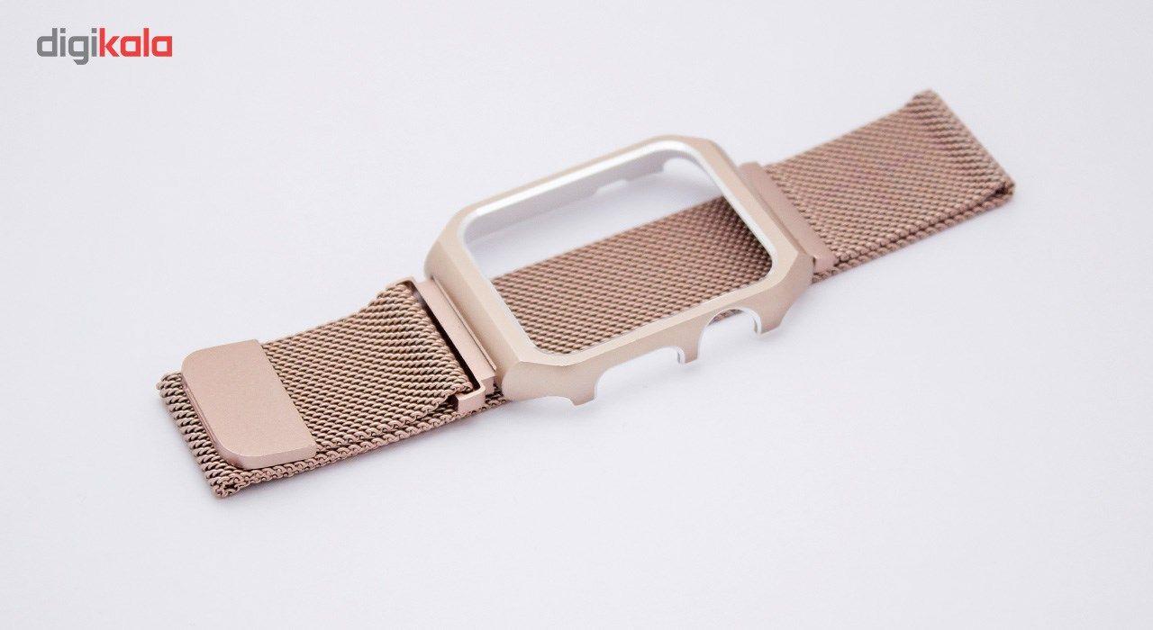 بند فلزی مدل Fashion Style مناسب برای اپل واچ 38 میلی متری main 1 3