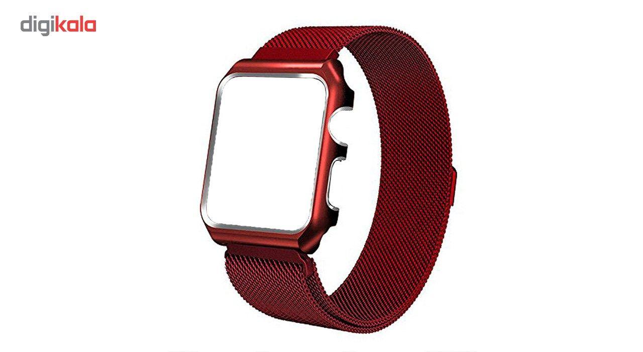 بند فلزی مدل Fashion Style مناسب برای اپل واچ 38 میلی متری main 1 4