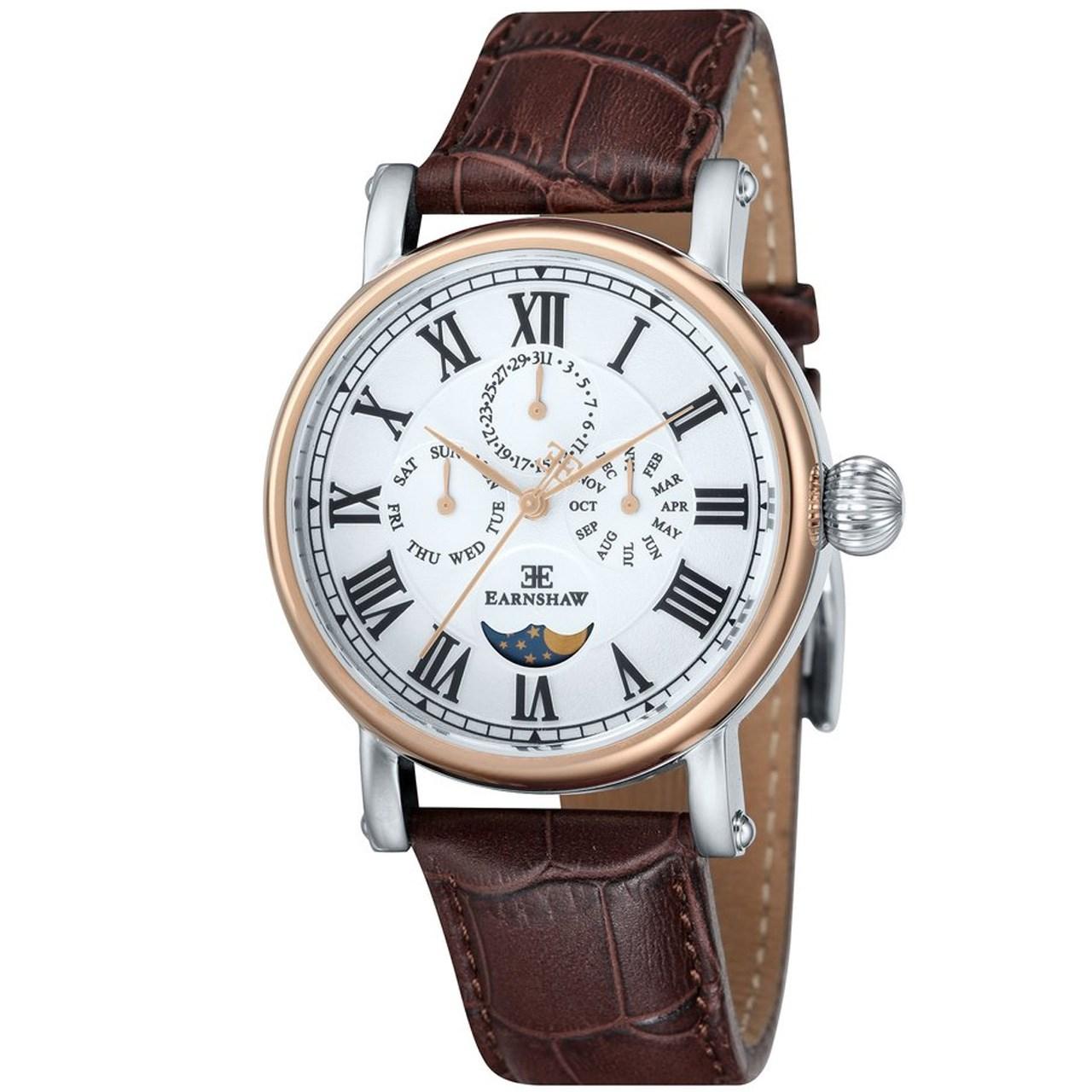 ساعت مچی عقربه ای مردانه ارنشا مدل ES-8031-03 26