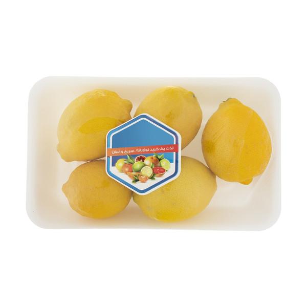 لیمو سنگی میوه پلاس - 1 کیلوگرم