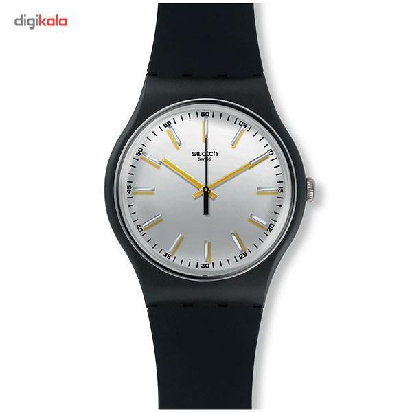 خرید ساعت مچی عقربه ای مردانه سواچ مدل SUOB132 | ساعت مچی