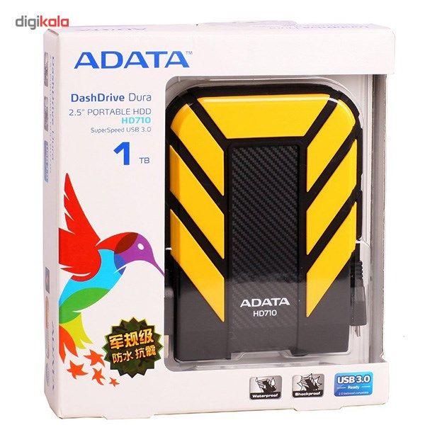 هارد اکسترنال ای دیتا مدل HD710 ظرفیت 1 ترابایت main 1 11