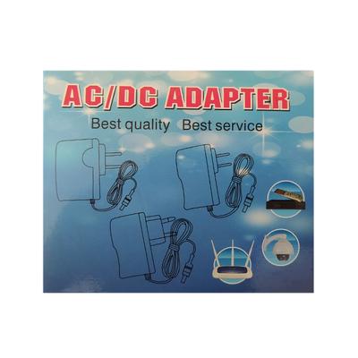 آداپتور برق 9 ولت 1 آمپر مدل EU083S