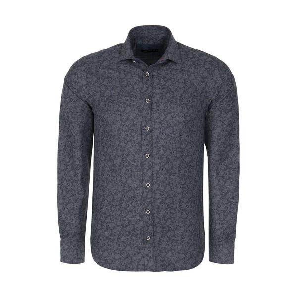 پیراهن آستین بلند مردانه ادورا مدل 0212439