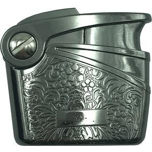 فندک نوبیلیس مدل Engraving Short Gray 6575