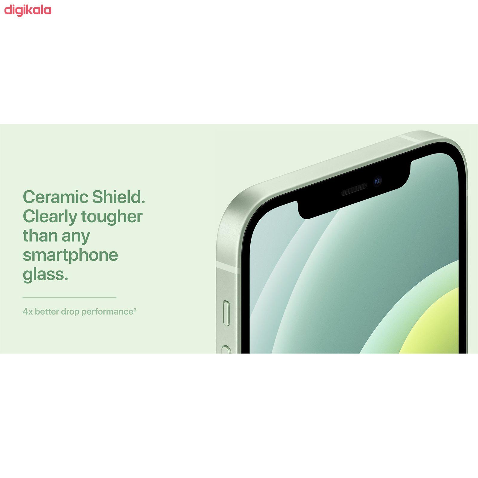 گوشی موبایل اپل مدل iPhone 12 A2404 دو سیم کارت ظرفیت 256 گیگابایت  main 1 15