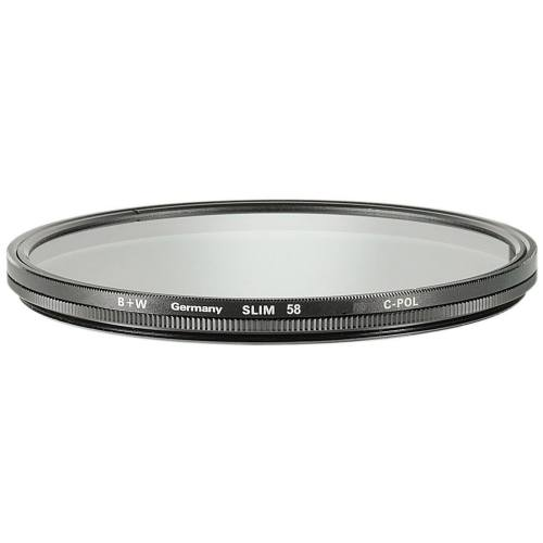 فیلتر لنز بی پلاس دبلیو مدل C-POL 58mm