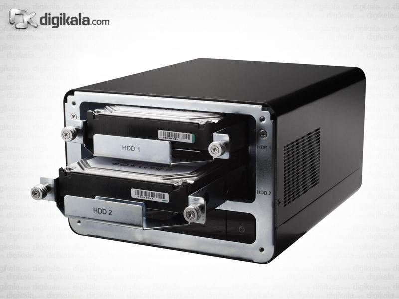 ذخیره ساز تحت شبکه کیونپ مدل TS-219 Pro II