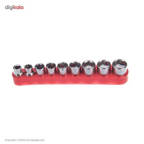 مجموعه 141 عددی ابزار مگا تولز مدل KL-07115 main 1 16