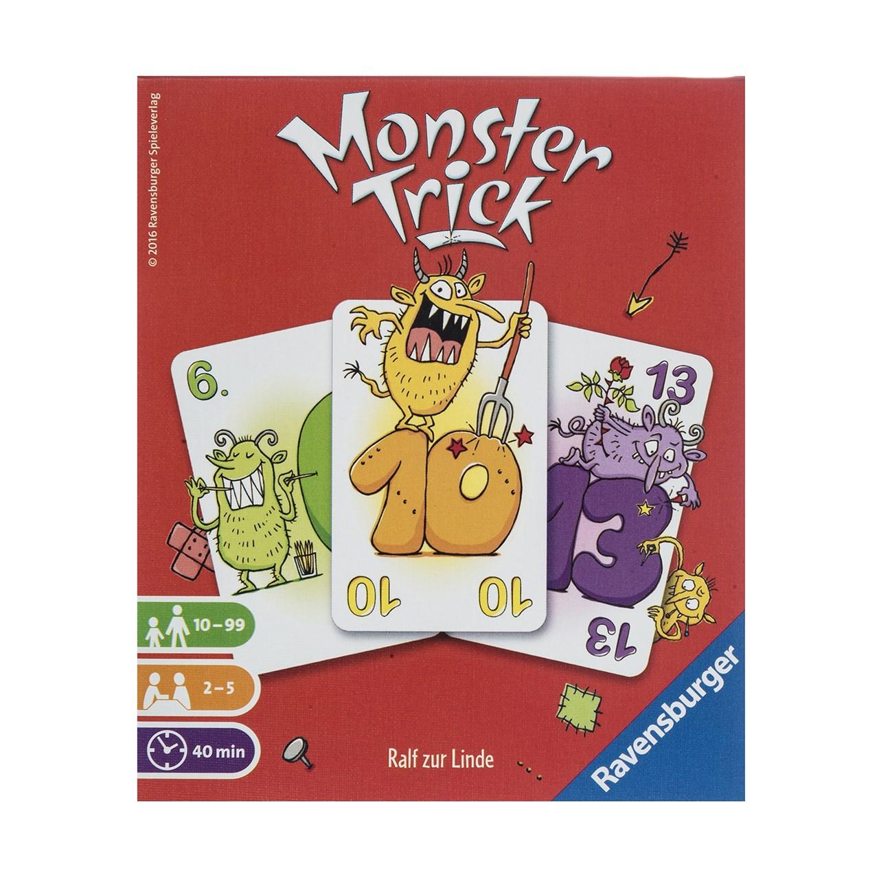بازی فکری راونزبرگر مدل Monster Trick