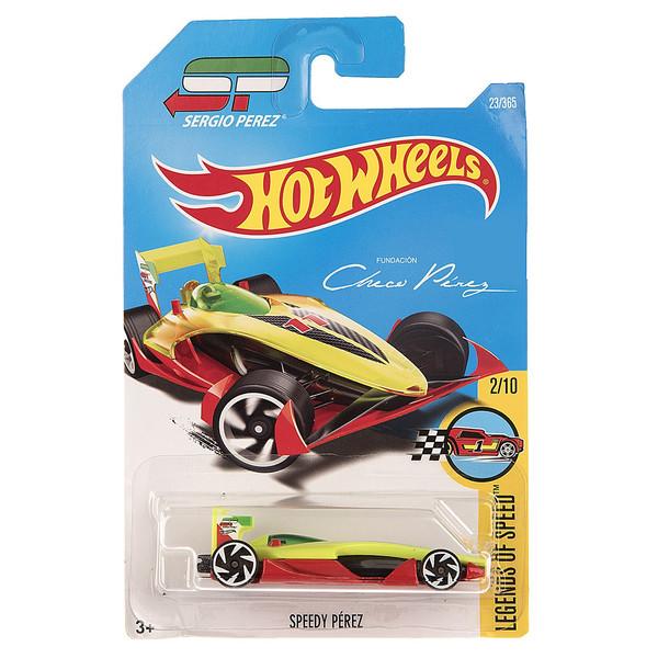 ماشین بازی متل سری هات ویلز مدل Speedy Perez