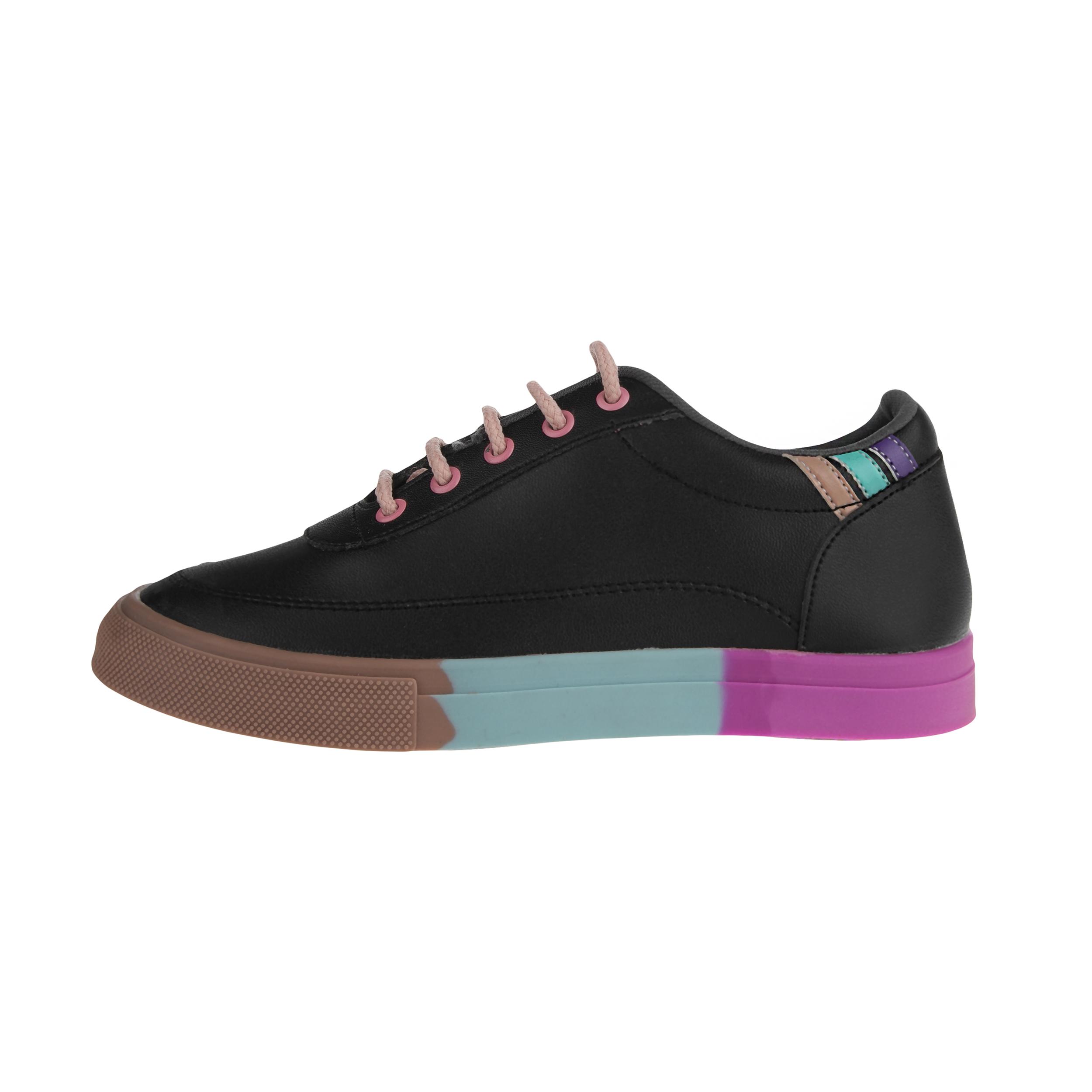 کفش روزمره زنانه دلفارد مدل 1006A500101