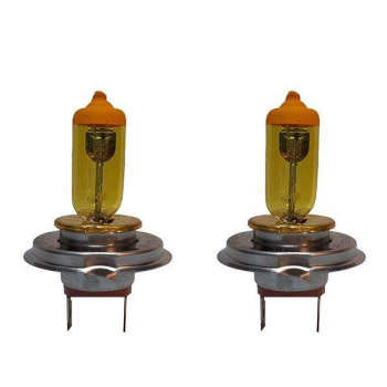 لامپ هالوژن خودرو لی تچ مدل DaH7 بسته دو عددی