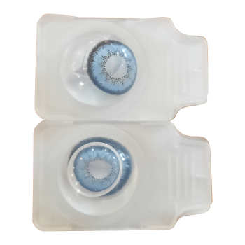 لنز چشم الگانس مدل 001 رنگ آبی