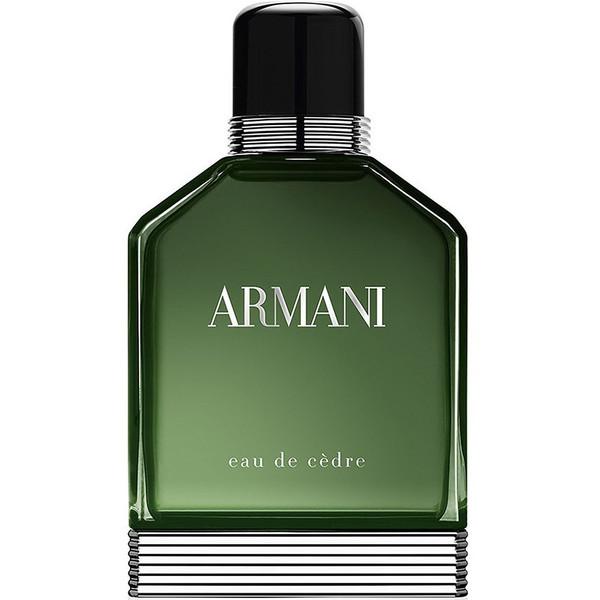 ادو تویلت مردانه جورجیو آرمانی مدل Armani Eau de Cèdre حجم 100 میلی لیتر