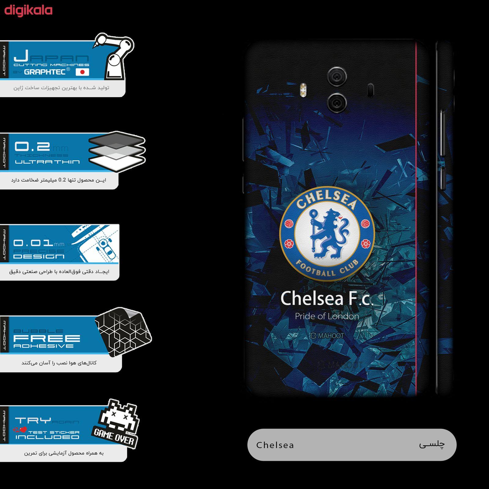 برچسب پوششی ماهوت مدل Chelsea-FC-FullSkin  مناسب برای گوشی موبایل هواوی  Mate 10