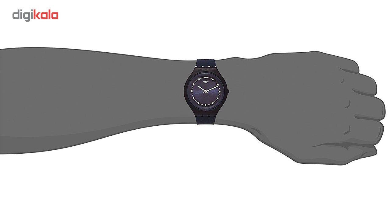 ساعت مچی عقربه ای سواچ مدل SVUN100 -  - 5