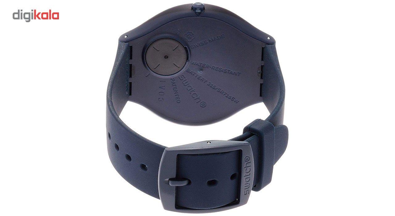 ساعت مچی عقربه ای سواچ مدل SVUN100 -  - 3