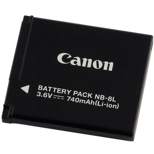 باتری لیتیوم یون کانن مدل NB-8L
