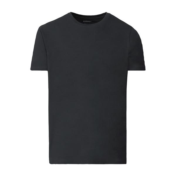 تیشرت آستین کوتاه مردانه لیورجی مدل BL1