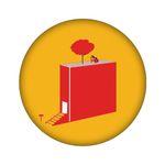 آینه جیبی مدل کتاب کد 763