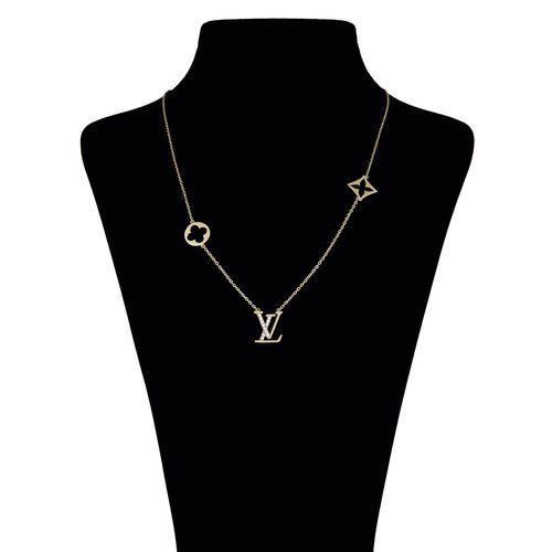 گردنبند طلا 18 عیار ماهک مدل MM0487