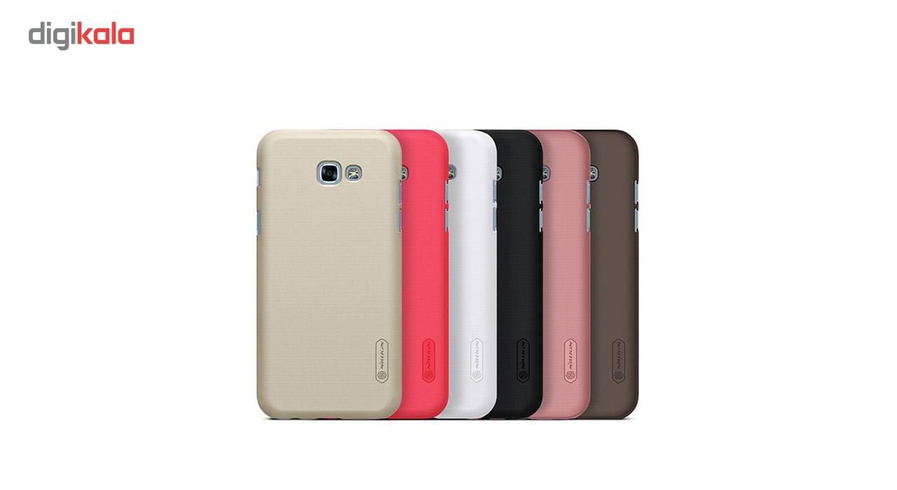 کاور نیلکین مدل Super Frosted Shield مناسب برای گوشی موبایل سامسونگ Galaxy A5 2017 main 1 2