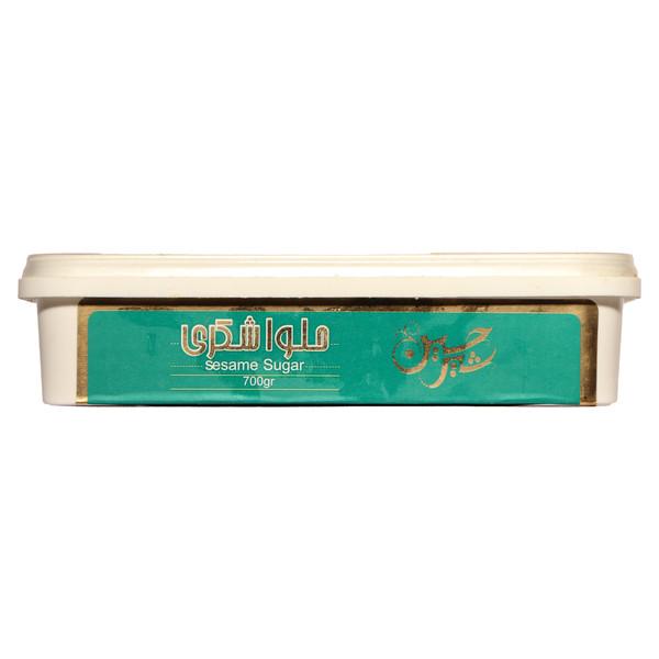 حلوا شکری شیر حسین - 700 گرم