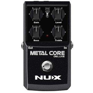 پدال افکت گیتار ان یو ایکس مدل Metal Core Deluxe