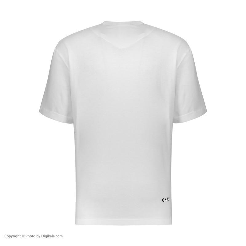 تی شرت زنانه گری مدل  WHATS NORMAL