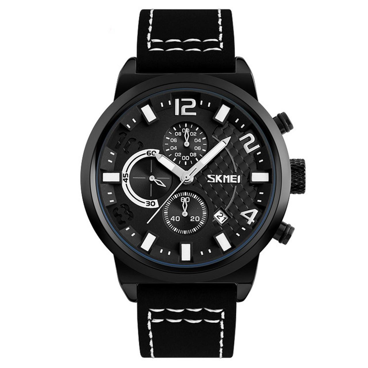ساعت مچی عقربه ای مردانه اسکمی مدل S9149/White              ارزان