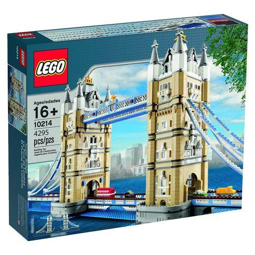 لگو سری Creator  مدل Tower Bridge 10214