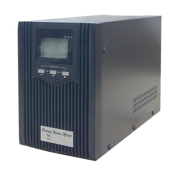 یو پی اس پویا توسعه افزار مدل LT610S با ظرفیت 1000 ولت آمپر