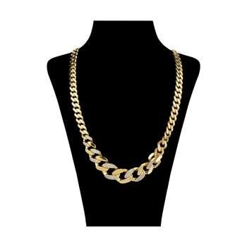 گردنبند طلا 18 عیار زنانه مایا ماهک مدل MM1343