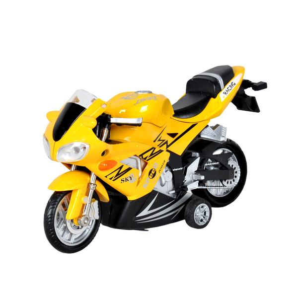موتور اسباب بازی مدلDIECASTsupermoto777