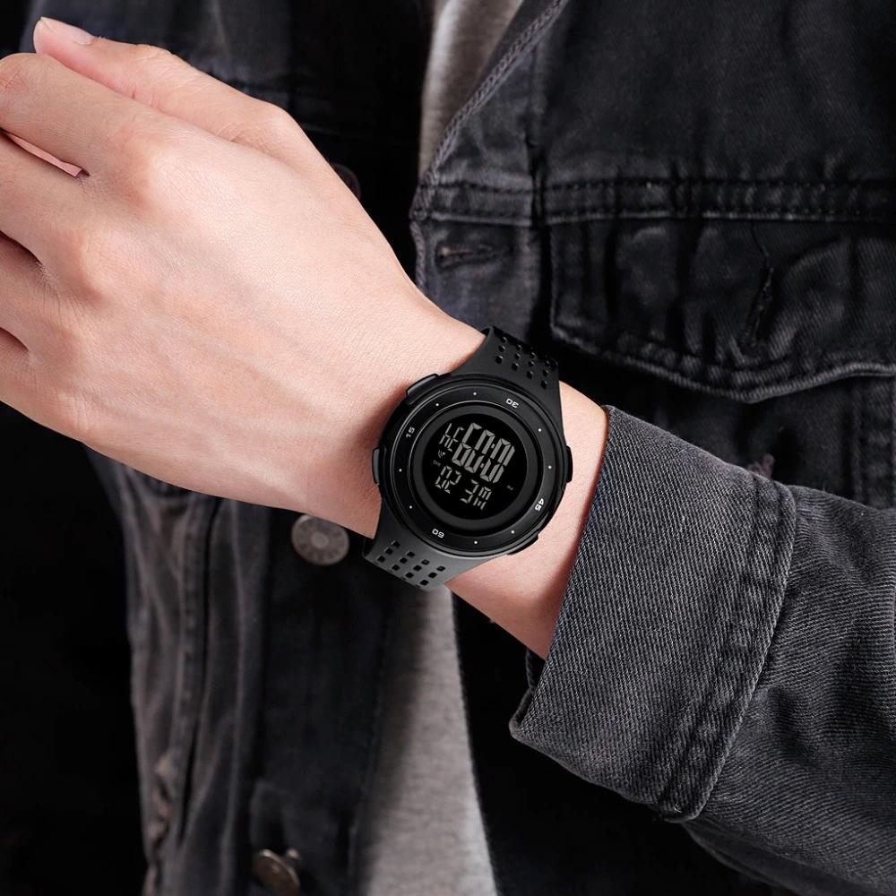 ساعت مچی دیجیتال مردانه اسکمی مدل 1537 BK