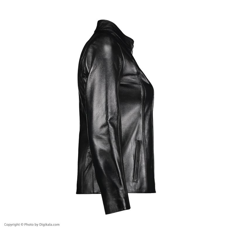 کت چرم زنانه شیفر مدل 2805-1