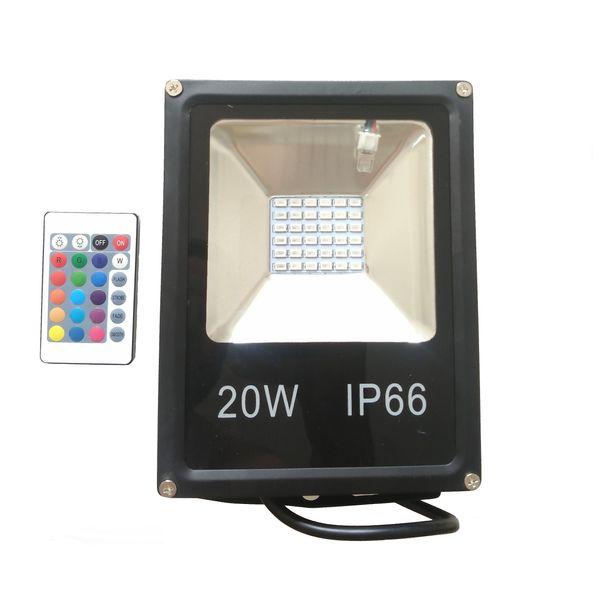 پروژکتور ال ای دی 20 وات مدل RGB SMD