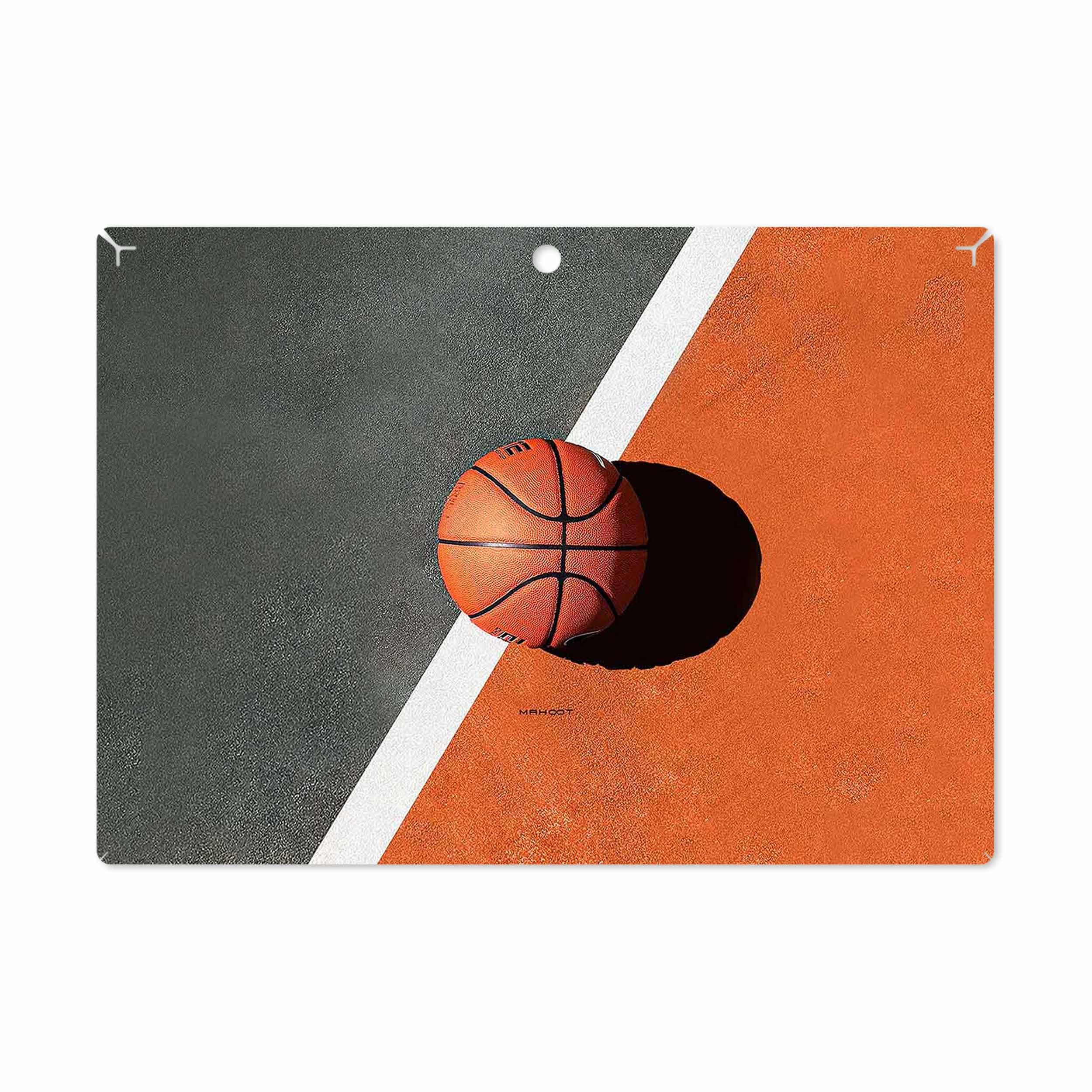 بررسی و خرید [با تخفیف]                                     برچسب پوششی ماهوت مدل Basketball مناسب برای تبلت لنوو Miix 320 2017                             اورجینال