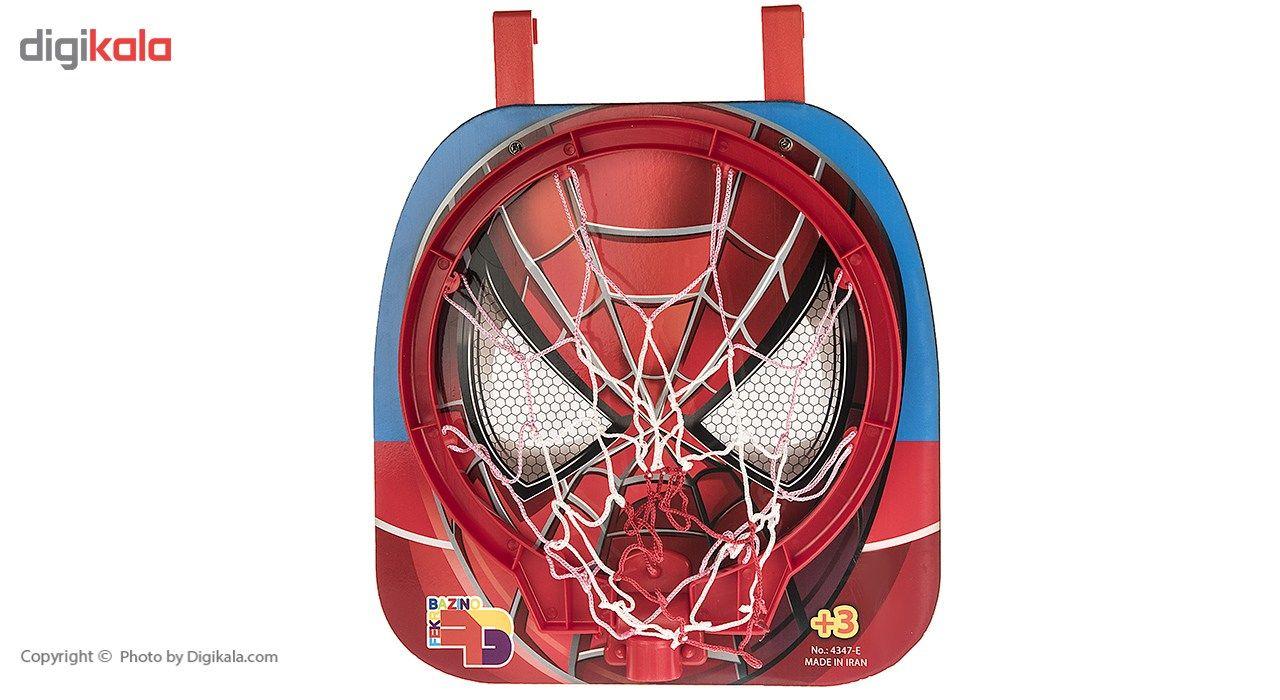 تخته بسکتبال بچه گانه فکربازینو مدل Spiderman
