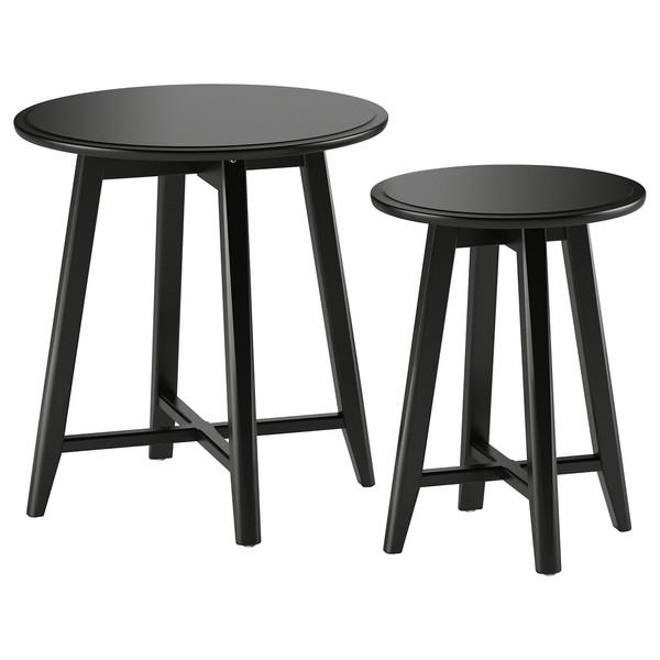 میز عسلی ایکیا مدل KRAGSTA