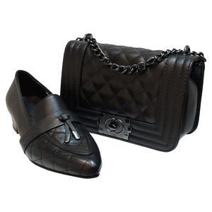ست کیف و کفش زنانه مدل 7021S