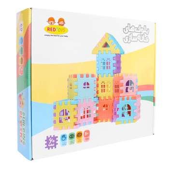 ساختنی مدل بلوک های خانه سازی کد 01