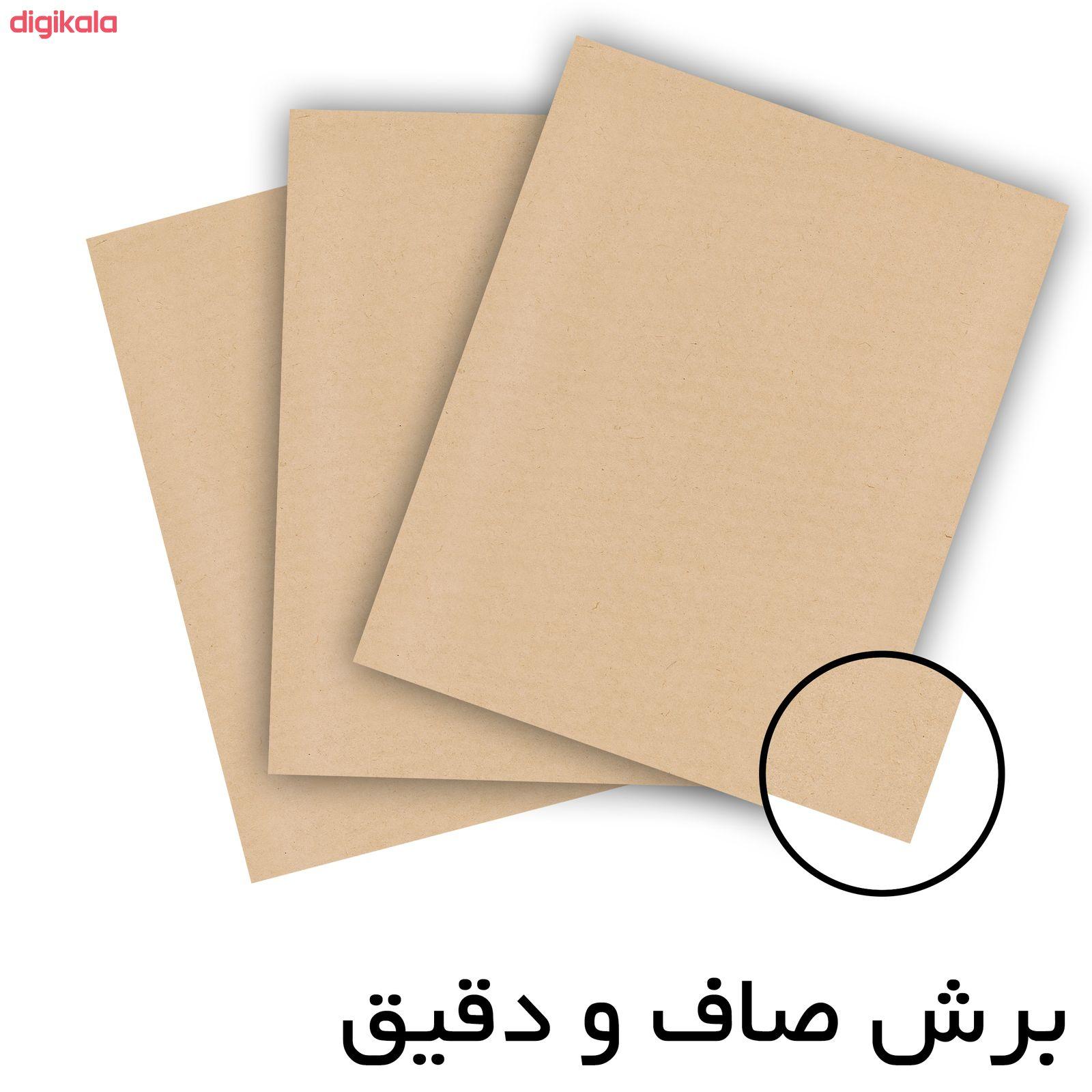 کاغذ کرافت مستر راد کد 1436 بسته 50 عددی main 1 16
