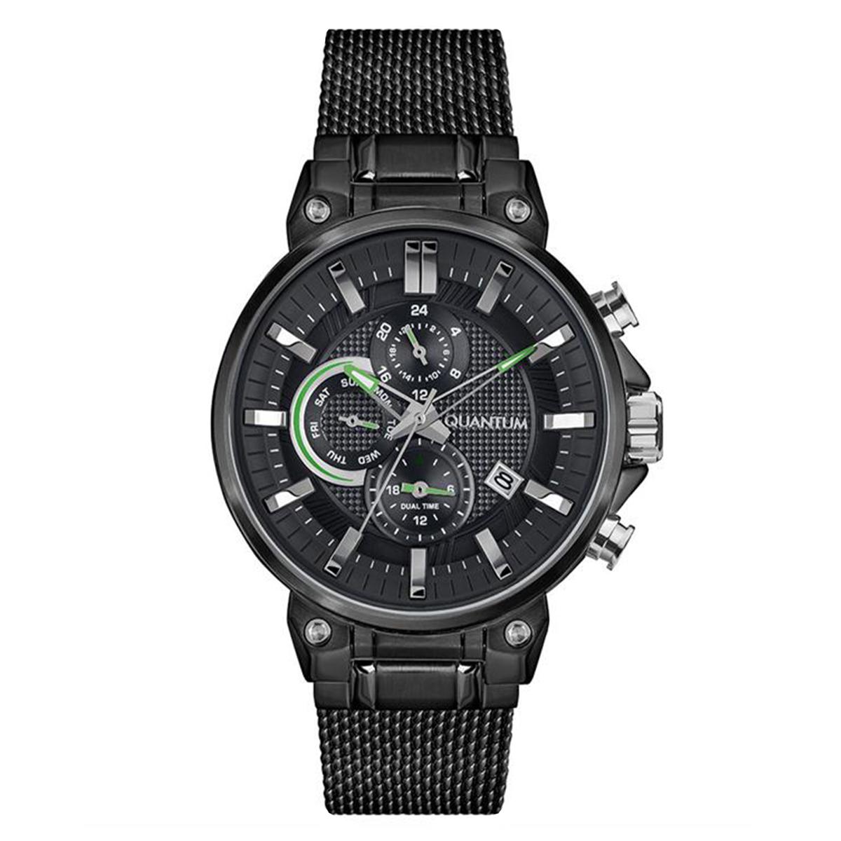 ساعت مچی عقربه ای مردانه کوانتوم مدل PWG880.650